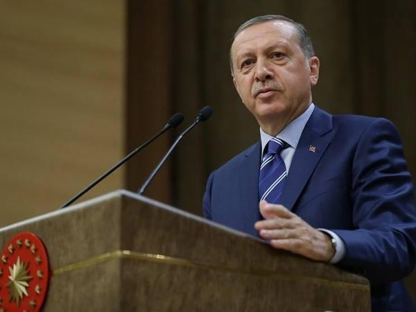 Rəcəb Tayyib Ərdoğan: Azərbaycan öz torpaqlarını geri almağa başlayıb