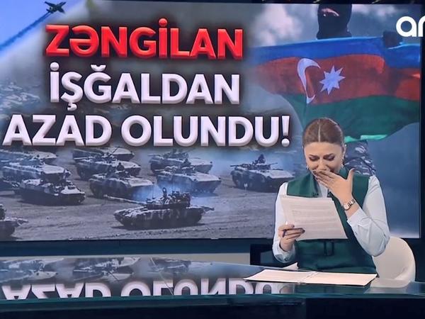 """Türkiyə prezidenti &quot;ARB24&quot;ün xəbər aparıcısından danışdı - <span class=""""color_red""""> VİDEO</span>"""