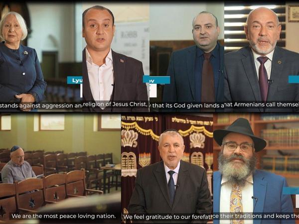 Azərbaycandakı dini konfessiyalar erməni terroruna qarşı həmrəylik nümayiş etdirib