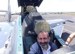 Paşinyanın selfi çəkdirdiyi hərbi texnikalar bir-bir məhv edilir - FOTO
