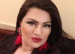 Aynur Dadaşova bacısını itirdi