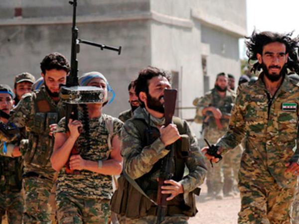 Xarici muzdlular erməni işğalçılarla yan-yana - FOTO