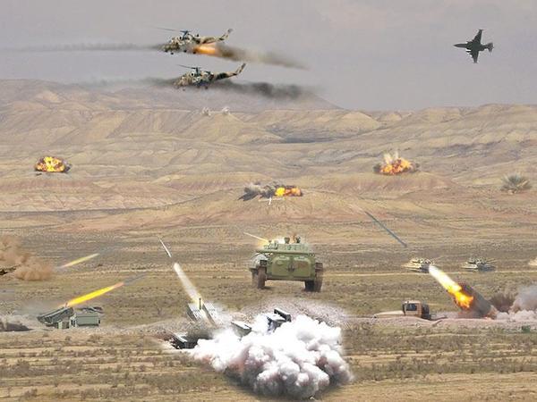 """İranlı general: """"Azərbaycanın torpaqlarının işğaldan azad edilməsinə sevinirik"""""""