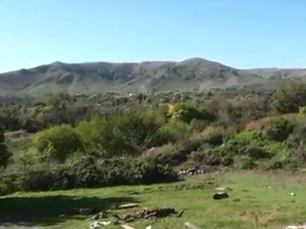 Qubadlı rayonunun işğaldan azad olunan kəndləri - VİDEO