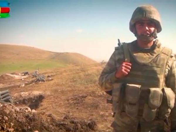 Azərbaycan Ordusu tarix yazmaqda davam edir - VİDEO