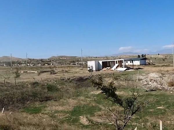 Cəbrayıl və Zəngilan rayonlarının işğaldan azad olunan kəndləri - VİDEO