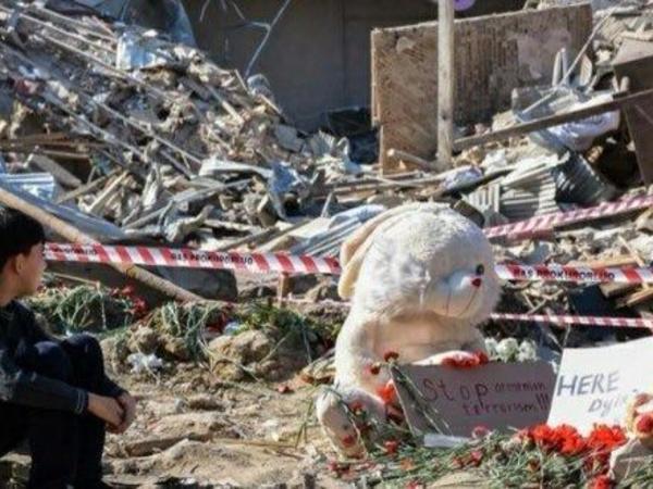 İsrail erməni terrorundan zərər çəkən Gəncəyə humanitar yardım edib