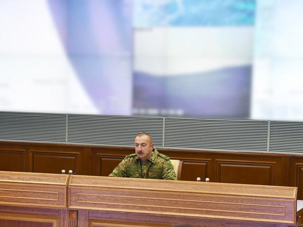 Azərbaycan Prezidenti: Ermənistan dövləti bu cinayətlərə görə məsuliyyət daşıyır və cavab verəcəkdir