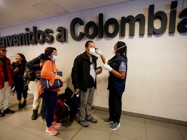 Kolumbiyada koronavirusa yoluxanların sayı 1 milyonu keçib
