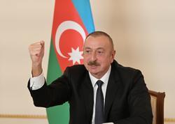 Prezident İlham Əliyev işğaldan azad edilən yeni ərazilərin adlarını açıqladı
