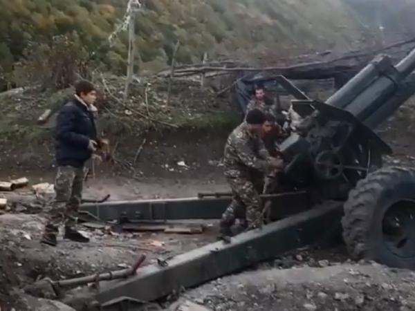 """""""Ermənistan ordu sıralarını doldurmaq üçün adam tapa bilmir"""""""