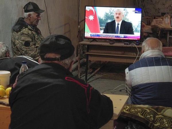 """""""Prezident ermənilərin son ümidlərini də məhv etdi"""""""