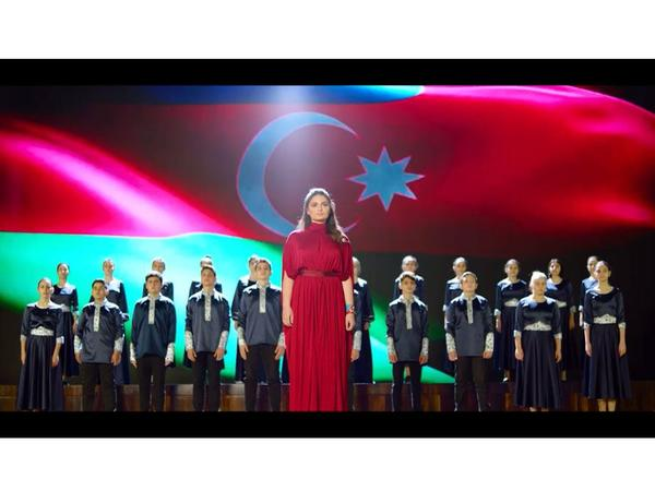 """Gənclər """"Ya Qarabağ, ya Ölüm"""" oxudular! - <span class=""""color_red""""> VİDEO</span>"""