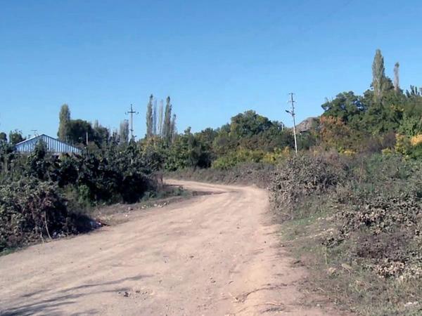 Qubadlı rayonunun işğaldan azad olunan Xanlıq kəndi - VİDEO