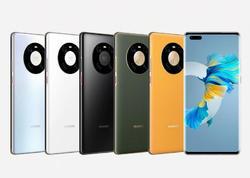 """""""Huawei"""" şirkəti qabaqcıl """"Mate 40 Pro"""" smartfonunu təqdim edib"""