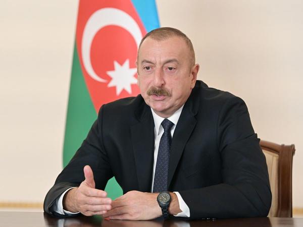"""Prezident İlham Əliyev: """"Ermənistan baş naziri deməlidir ki, azərbaycanlılar Şuşaya qayıdacaqlar"""""""