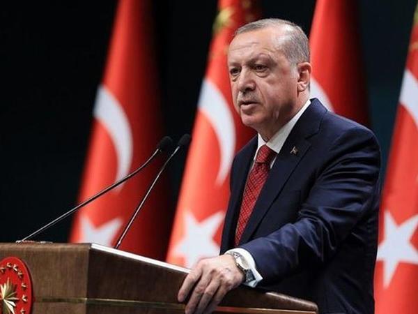 """Ərdoğan: """"Terrorla mübarizəmizi davam etdirəcəyik"""""""