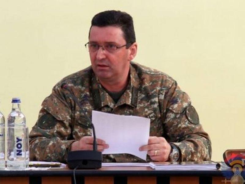 """Qondarma rejimin """"müdafiə naziri"""" öldü - YENİLƏNİB"""