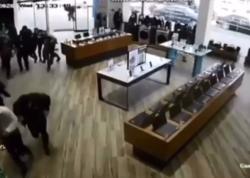 Bərdənin vurulma anı - VİDEO