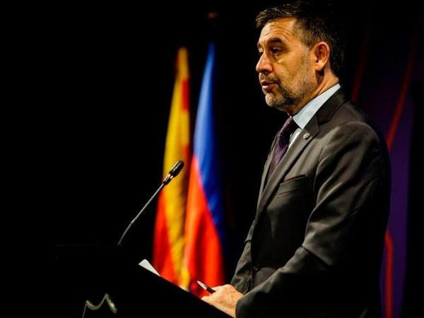 """""""Barselona"""" prezidenti istefa verdi"""