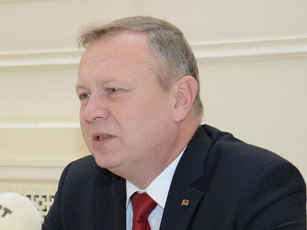 Belarus səfiri Gəncəyə gəlib