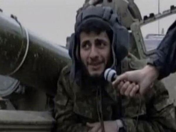 """Düşməndən qənimət kimi götürülən tanka """"Albert"""" adı verildi - FOTO"""