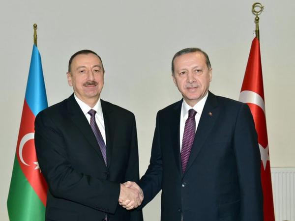Prezident İlham Əliyev Rəcəb Tayyib Ərdoğana telefonla zəng edib