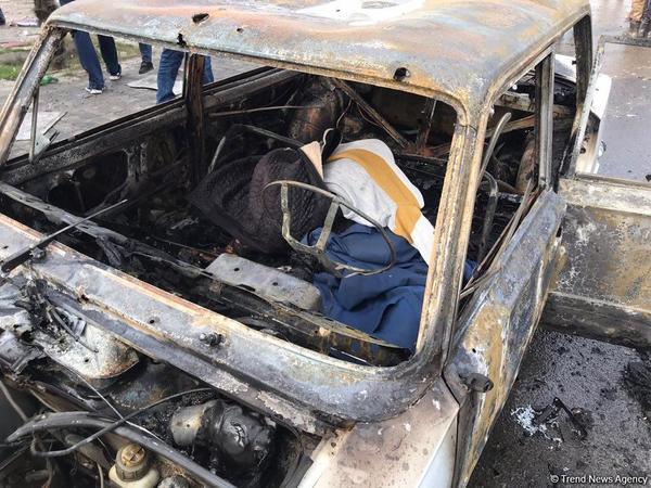 Ermənistan terroru nəticəsində Bərdədə öldürülən şəxslərin adları açıqlanıb - SİYAHI