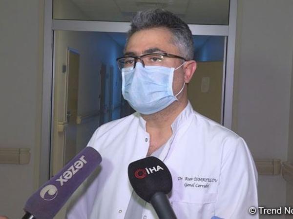 Ermənistanın Bərdəyə raket atəşi nəticəsində yaralananların vəziyyəti ağırdır - Xəstəxana direktoru