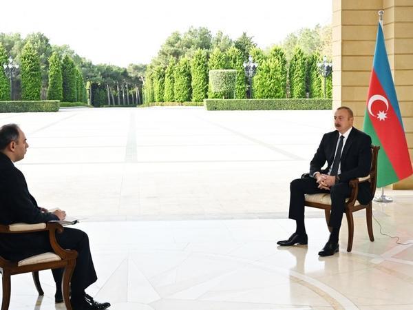 Prezident İlham Əliyev: Ermənistan üçün nə əxlaq normaları var, nə şərəf, nə ləyaqət