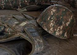 Ermənistan ordusunda daha bir əsgər ölümü