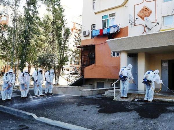 Koronavirusun aşkarlandığı yerlərdə əksepidemik tədbirlər hansı qaydada təşkil olunur?