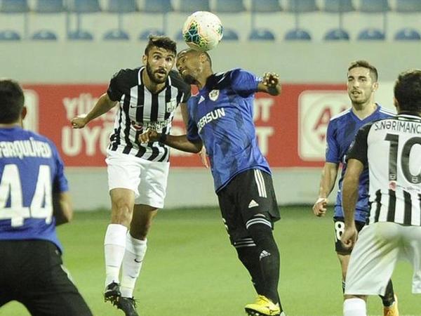 """""""Neftçi"""" - """"Qarabağ"""" oyunu bu saatda"""