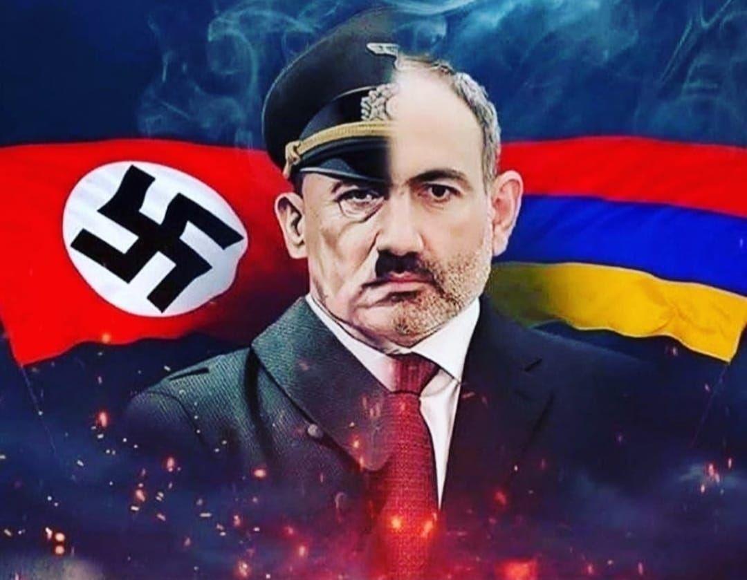 """Faşizmin """"yeni"""" tarixini yazan baş nazir - Müharibə Paşinyanın əsl üzünü ortaya çıxardı"""
