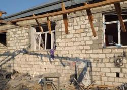 """Ermənistan Ağdamı atəşə tutdu, <span class=""""color_red"""">bir ev dağıdıldı - FOTO</span>"""