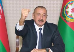 Prezident İlham Əliyev: Cəbrayıl, Zəngilan və Qubadlı rayonunun daha bir neçə kəndi işğaldan azad edilib