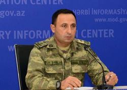 """Cəbhədə vəziyyət Azərbaycan Ordusunun nəzarəti altındadır - <span class=""""color_red"""">Anar Eyvazov</span>"""