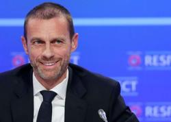 """""""VAR-a görə çox vaxt gedir"""" – UEFA prezidenti"""