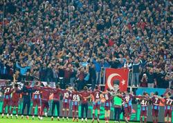 """""""Qarabağ bizimdir, bizim qalacaq"""" - """"Trabzonspor"""" azarkeşlərindən dəstək - FOTO"""