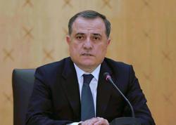 """Ceyhun Bayramov: """"Dəstəyimiz, dualarımız sizinlədir, qardaş Türkiyə!"""""""
