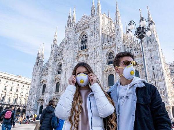 İtaliyada bir sutkada koronavirusa 31 mindən çox insan yoluxub