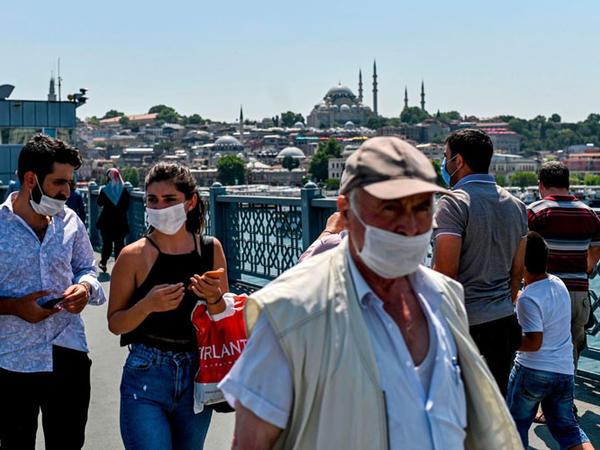Türkiyədə koronavirusdan sağalanların sayı 322 mini keçib