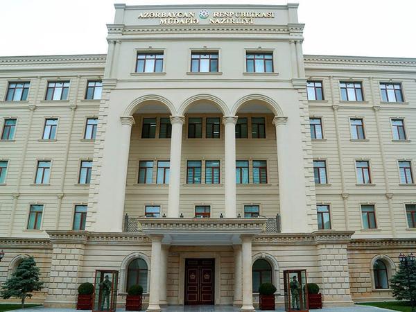 Azərbaycan Ordusu mülki əhalini atəşə tutmur - Müdafiə Nazirliyi