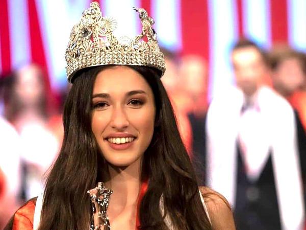 15 yaşlı gəncəli Türkiyənin ən gözəl modeli seçildi