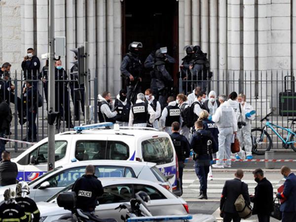 Fransadakı terrora görə məsuliyyəti üzərinə götürən şəxs saxlanıldı