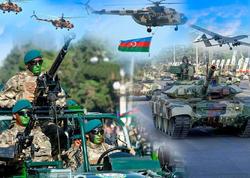 """Dünyanın 50 ən güclü orduları sırasına daxil olan <span class=""""color_red"""">Azərbaycan Ordusu</span>"""