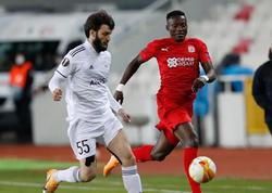 "&quot;Qarabağ&quot; &quot;Sivasspor&quot;a uduzdu - <span class=""color_red"">YENİLƏNİB</span>"
