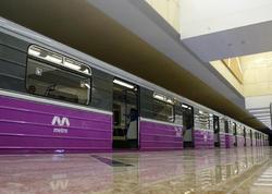Bakı metrosunda Bənövşəyi xəttin üçüncü stansiyasının inşası yekunlaşmaq üzrədir