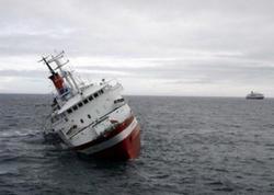 Yunanıstan tankeri ilə Türkiyənin balıqçı qayığı toqquşdu