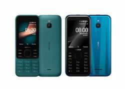 """""""Nokia 6300 4G"""" və """"Nokia 8000 4G"""" telefonları rəsmən təqdim olunub"""